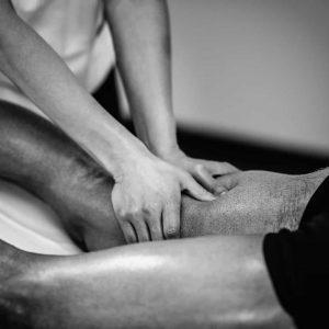 Sports physio Melbourne CBD injury recovery